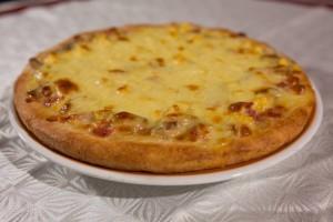 Pizza bò