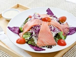 Salad cá thu bắp cải